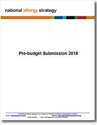NAS 2018 Pre Budget Submission