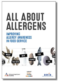 all about allergens brochure