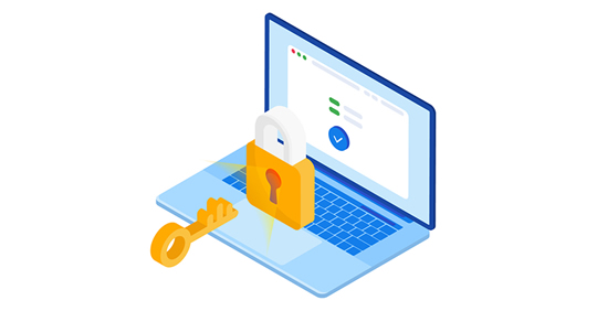 protect personal information